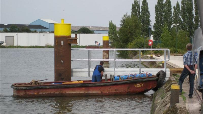 """Arbeitsboot """"MOBY"""""""