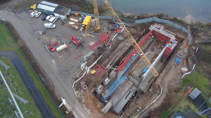 Hecker Bau – E.ON Kraftwerk Staudinger in Groß Krotzenburg