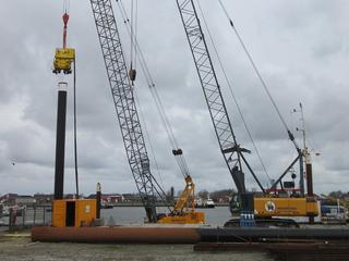Hecker Bau – Schutzhafen Borkum