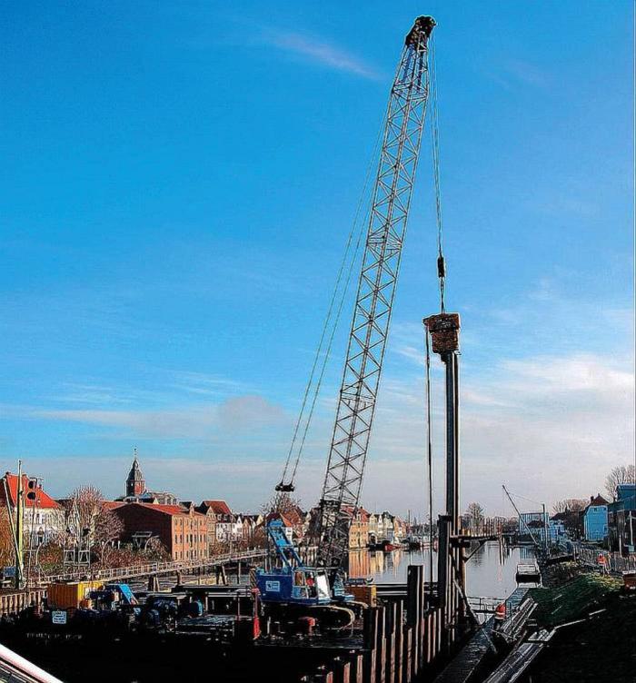 Hecker Bau – Binnenhafen Glückstadt