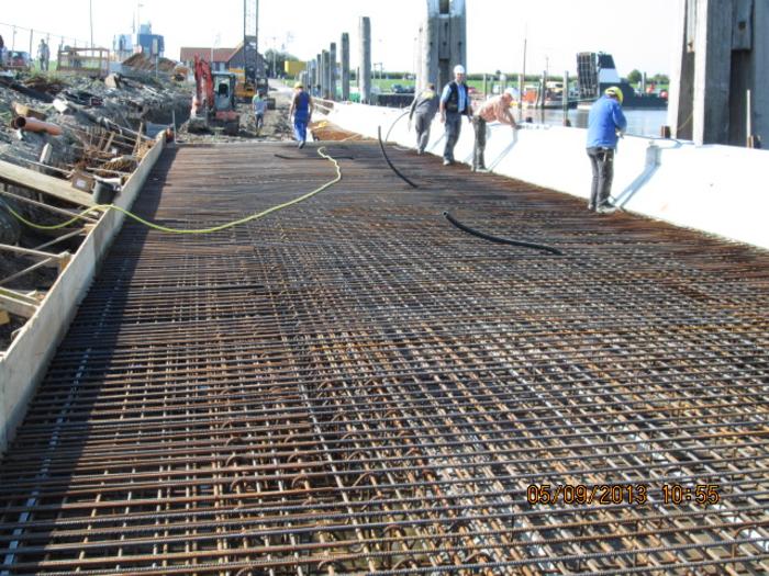 Hecker Bau – Norddeich Westhafen