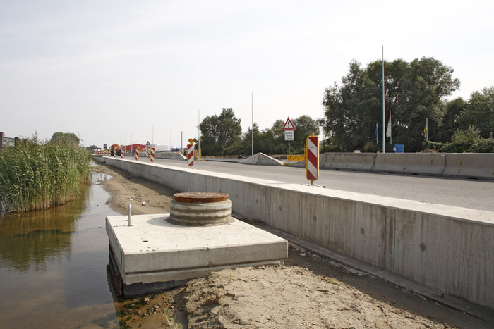 "Hecker Bau – Hinterlandanbindung OTB ""Am Luneort"""